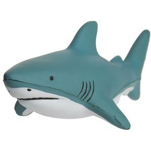 Great White Shark Squeezies® Stress Reliever