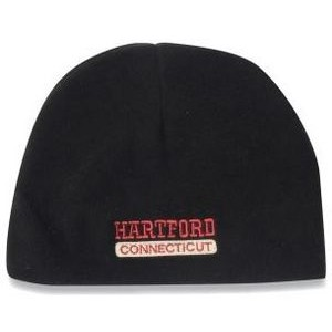 Lightweight Polyester Fleece Beanie Hat