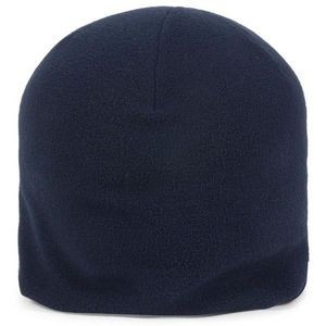 Polyester Fleece Beanie Hat