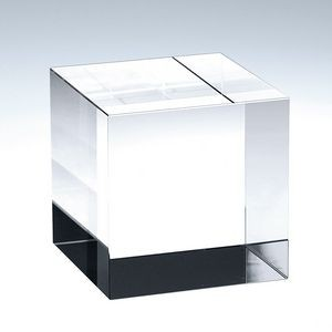 X-Large Optical Crystal Straight Cube